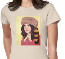 Suzy has a plan Womens Fitted T-Shirt