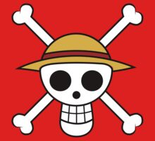 One Piece Flag Kids Clothes