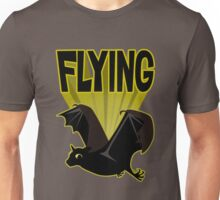 Flying Unisex T-Shirt