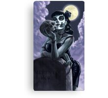 Kiss of Death Canvas Print