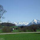 Mountain 1 by fladelita