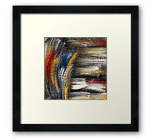 Cosmic costellation 3 Framed Print