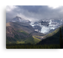 High Country Vista Canvas Print