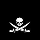 Swashbucklin' Pirate, Me Matey! by Tee Brain Creative
