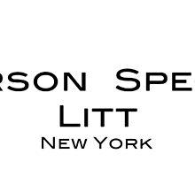 Suits Pearson Specter Litt Logo by ervinderclan