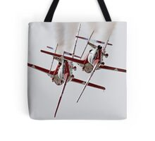 Clutch of Snowbirds Tote Bag