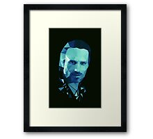 Rick Grimes - The Walking Dead Framed Print