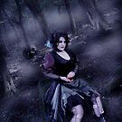 Evil Snow White by NightPhoenix