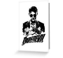 Daredevil - New Greeting Card