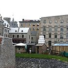 New France, Quebec City by Brenda Dow