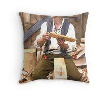 Shingle Craftsman Throw Pillow