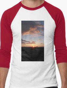 4am Sunrise Men's Baseball ¾ T-Shirt