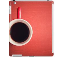 Coffee Cup iPad Case/Skin