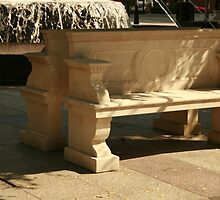 Bench by Camberleigh Myers