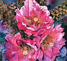 Desert Full Bloom by Joy Skinner