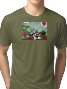 These aren't ducks!! Tri-blend T-Shirt