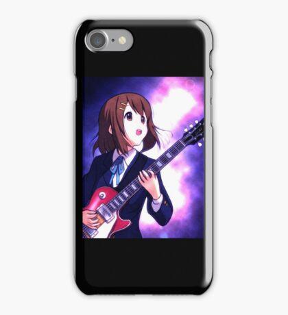 Yui Hirasawa iPhone Case/Skin