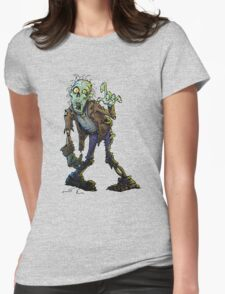 ZomBleee Womens Fitted T-Shirt