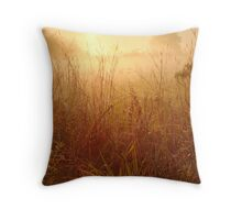 Warm Throw Pillow