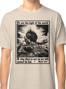 CITY ON A HILL Classic T-Shirt