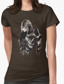 Geth Womens Fitted T-Shirt
