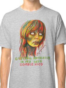 Zombie Nico Classic T-Shirt