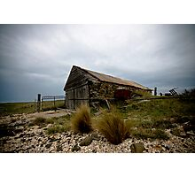 The Old Boat Shed Photographic Print