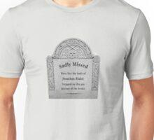 296 Headstone 6 Unisex T-Shirt