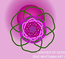 ( TEACHER OF THE GODS) ERIC WHITEMAN  ART  by eric  whiteman