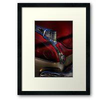 88 Framed Print