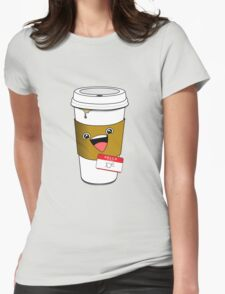 Hello my name is Joe Womens Fitted T-Shirt