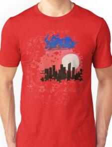 Swiss Cheese City Unisex T-Shirt