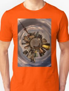 It's a Small World Unisex T-Shirt