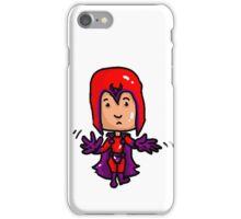 Magneto Erik Cartoon iPhone Case/Skin