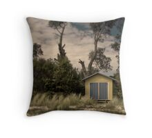 The Shack VII Throw Pillow