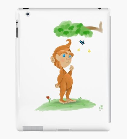 Summer Yeti iPad Case/Skin