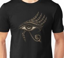 Eye of Horus , Symbol Wisdom & Truth, Protection Amulet Unisex T-Shirt