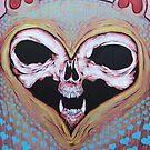 Heart Faced Lover by KillerNapkins