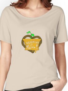 Keeping it Real Women's Relaxed Fit T-Shirt