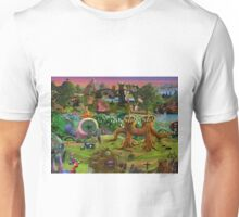 The Wasted World of Forgotten Dreams Unisex T-Shirt