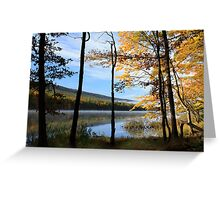 CLARKS CREEK SUNRISE 2 Greeting Card