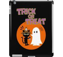 TRICK OR TREAT iPad Case/Skin