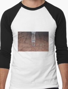 Icicle Men's Baseball ¾ T-Shirt