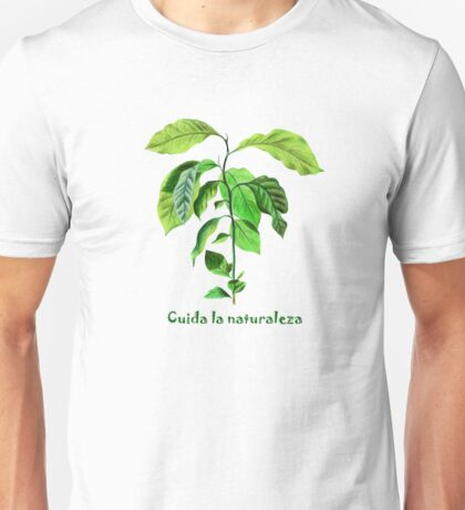 Take care of the nature Unisex T-Shirt