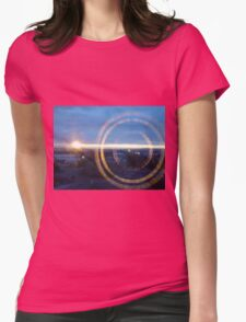 The Dawn View Womens Fitted T-Shirt