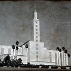 Los Angeles Temple by Kevin Bergen
