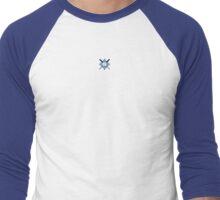 North Carolina UNC Men's Baseball ¾ T-Shirt