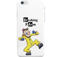 Breaking Farm happy iPhone Case/Skin
