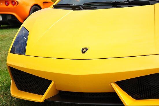 Lamborghini Gallardo by Craig Blanchard
