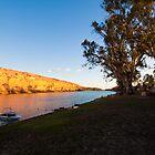 Swan Reach Cliffs by Dave  Hartley